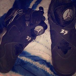 Retro 8 Jordan's